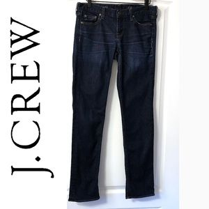 J Crew Matchstick Jeans size 27r skinny jeans